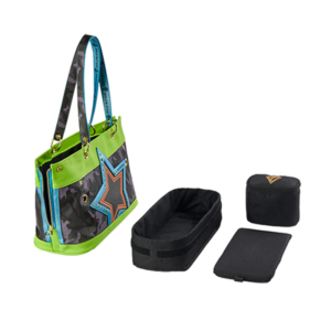 CAMOUFLAGE PET CARRIER (Taglia Grande)
