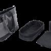 Black-Stone-Pet-Carrier-Grey
